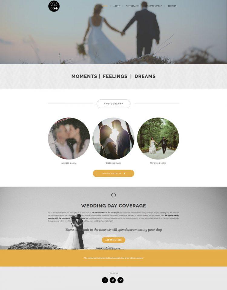 225weddings.com – Wedding Photography & Cinematography